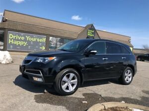 2013 Acura MDX SPORT/LEATHER/SUNROOF/HEATED SEATS