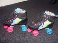 Rio Roller Quad Skates - UK 3