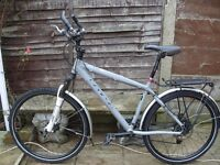 GENESIS CORE MOUNTAIN BIKE - SUPERB CONDITION