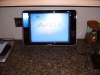 avtex w153d tv caravan 12 or 240 volt
