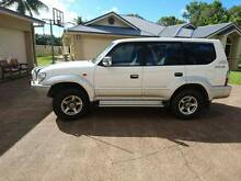2002 Toyota LandCruiser Wagon Home Hill Burdekin Area Preview