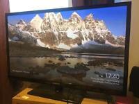 "Samsung 50"" TV for sale"