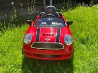 Children's Mini Cooper