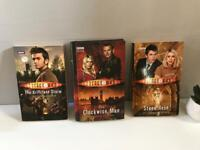 Doctor Who Books x 3 (1 is Brand New )