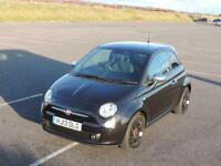 Fiat 500 0.9 twin air street, £0 road tax, 3 door, good condition