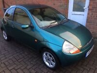 Ford KA luxury long mot cheap family car