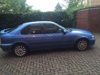 2003 Rover 45 Petrol 1.4 Good Condition