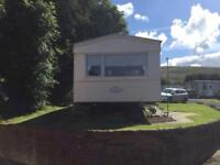Static caravan, excellent condition on a lovely site in Girvan