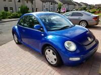 VW Beetle 2.0 Petrol