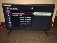 """32"""" LG. SMART TELEVISION...SWAP FOR"""
