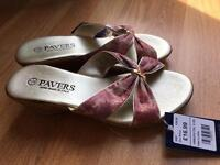 PAVERS women sandals size 3-2 brand new with tag