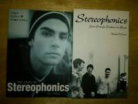 2 unread Sterophonics books