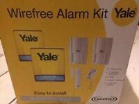 NEW Yale alarm kit