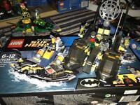 Lego bat boat