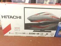 HITACHI 32HB46U 32 INCH LED FULL HDTV **ONLY 3 MONTHS OLD**