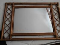 Mirror for sale,lovely mirror for sale great room feature would look lovely on a light based wall...