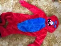 Monster onesie