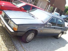 VOLVO 740 SALOON ONLY 88K MILES