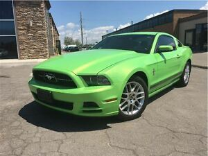 2014 Ford Mustang V6 HEATED SEATS BLUETOOTH SYNC