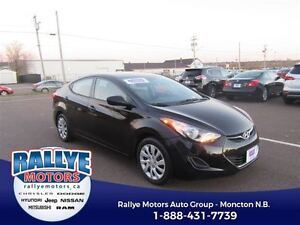 2013 Hyundai Elantra GL! Heated! ONLY 33K! Trade-In! Save!