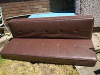 double bed settee