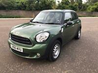 2016 MINI ONE COUNTRYMAN AUTOMATIC WITH 21500 MILES FROM NEW