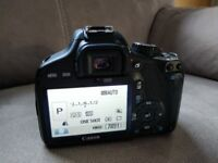 Canon 550D (Rebel T2i) DSLR Kit, Including 17-85 Canon IS lens and 70-300 Sigma Macro Lens