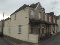 4 Bedroom House / Rooms / Garage For Rent York Street, Canton, Cardiff 4 Sharers Professional Let