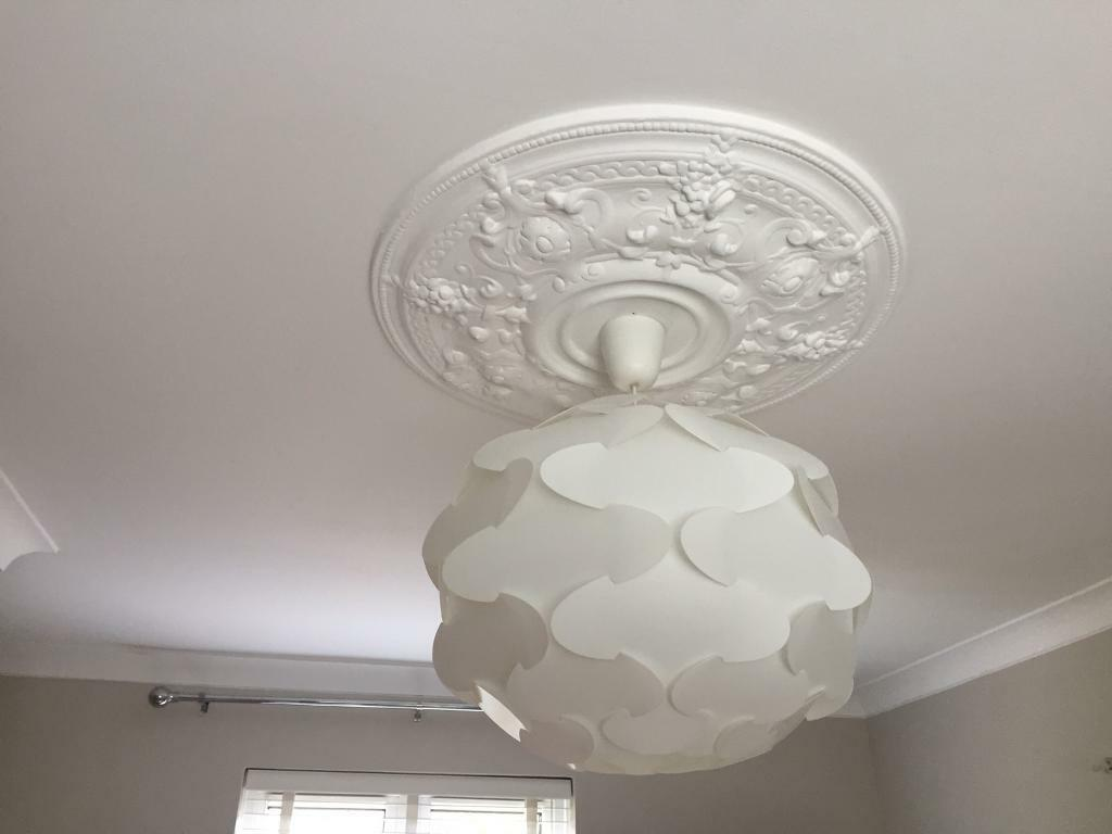 Large ikea ceiling light in south shields tyne and wear gumtree