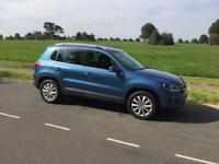 VW Tiguan 2.0 TSi petrol, 28,000 miles