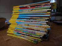 Dandy Comic Libraries from 1980s