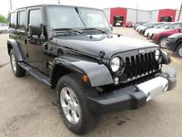 2014 Jeep Wrangler Unlimited SAHARA - Built 4 Fun Priced 2 Sell!