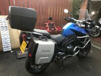 Triumph Explorer 1215 2012, full mot, new tyres