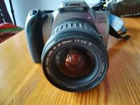 Canon EOS rebel K2 SLR film camera