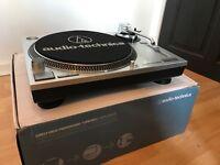 Audio Technica LP120 Turntable *Read Description*
