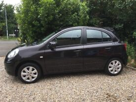Nissan Micra 1.2 12v Acenta 5dr £3950 p/x welcome *** NOW SOLD ***