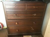 3 set of chest of drawers for upcycling