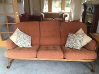 Ercol 3-seater sofa