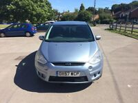 Ford S-MAX Zetec 2.0 TDCi (2007, 132K miles). Priced for quick sale as moving overseas.