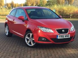 Seat Ibiza 1.4 16v SE Copa SportCoupe 3dr Petrol Manual (84 bhp) 1 OWNER FROM NEW