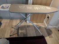 Ironing board never used