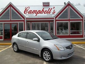 2011 Nissan Sentra 2.0 SL AUTO!! AIR!! 16 ALLOYS!! HEATED SEATS!