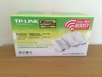 TP-LINK TL-WPA4220T POWER LINE WI-FI EXTENDER KIT