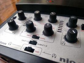 novation nio sound card.