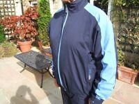 Golf waterproof suit by Proquip