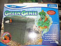 Pond Filter Lotus Green Genie 3000 with UV lamp