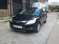 Ford focus estate diesel black