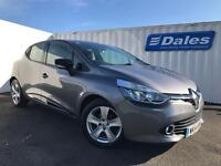Renault Clio Dynamique 1.5 dCi 90 Diesel (oyster grey - kng) 2014