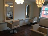 city centre hairdressing chair to rent! Prefect Location and small friendly team x