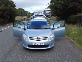 Toyota Auris 1.6 V-MATIC (132HP) TR 5DR INOX BLUE 'EXCELLENT CONDITION'